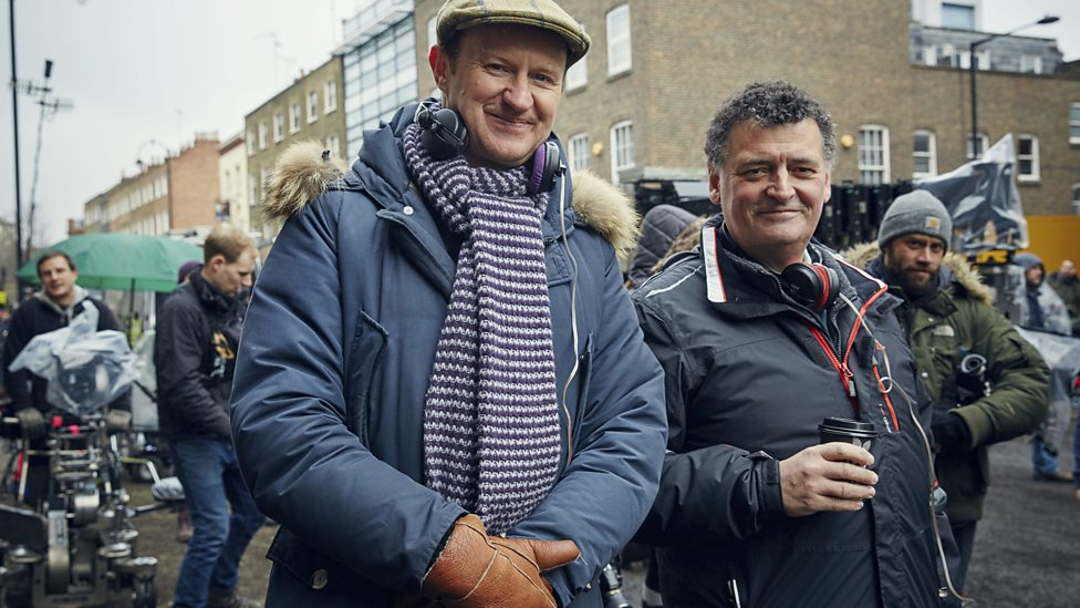 SHERLOCK Duo Will Bring DRACULA to BBC and Netflix