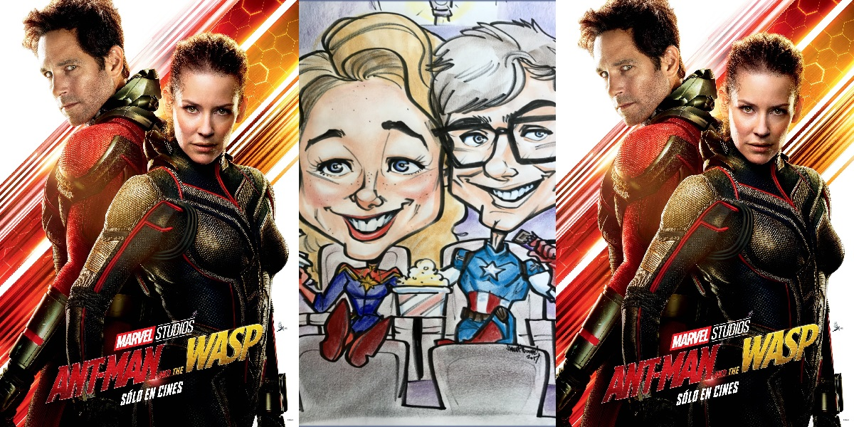 Marvel Us Podcast Ep 49 – Ant Man & The Wasp (2018)