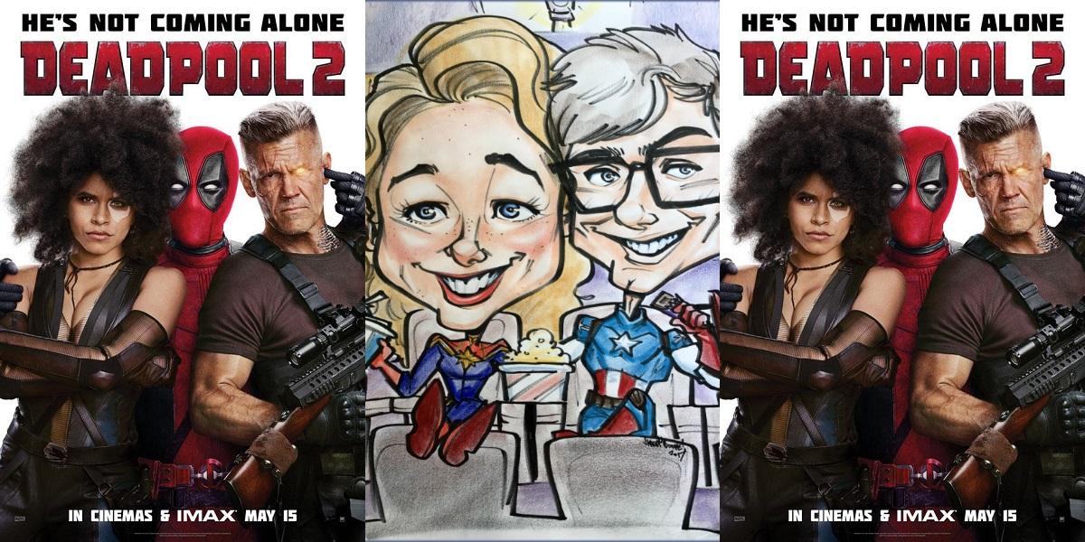Marvel Us Podcast Ep 48 Deadpool 2 2018