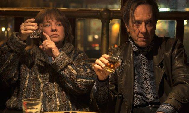 Movie Review: CAN YOU EVER FORGIVE ME