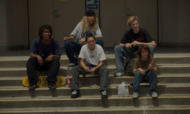 Movie Review: MID90S