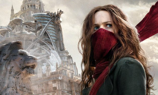 MORTAL ENGINES Highlights Hester Shaw with New Featurette and Poster