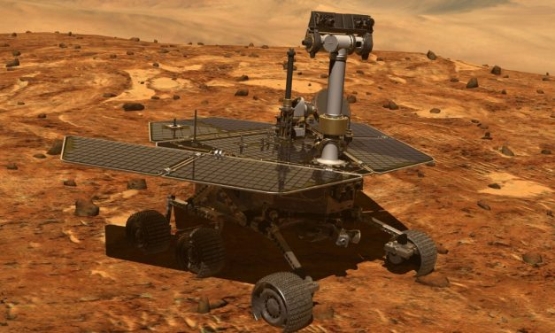 NASA's Opportunity Rover Has Given Up the Ghost
