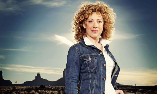 Geek Girl Authority Crush of the Week: RIVER SONG