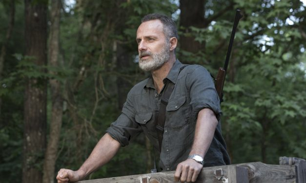 THE WALKING DEAD Announces Future Movies Featuring Andrew Lincoln