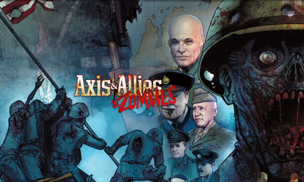Zombies Join the Fight in AXIS & ALLIES & ZOMBIES