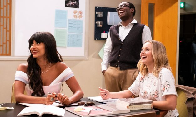 THE GOOD PLACE Recap: (S03E02) The Brainy Bunch
