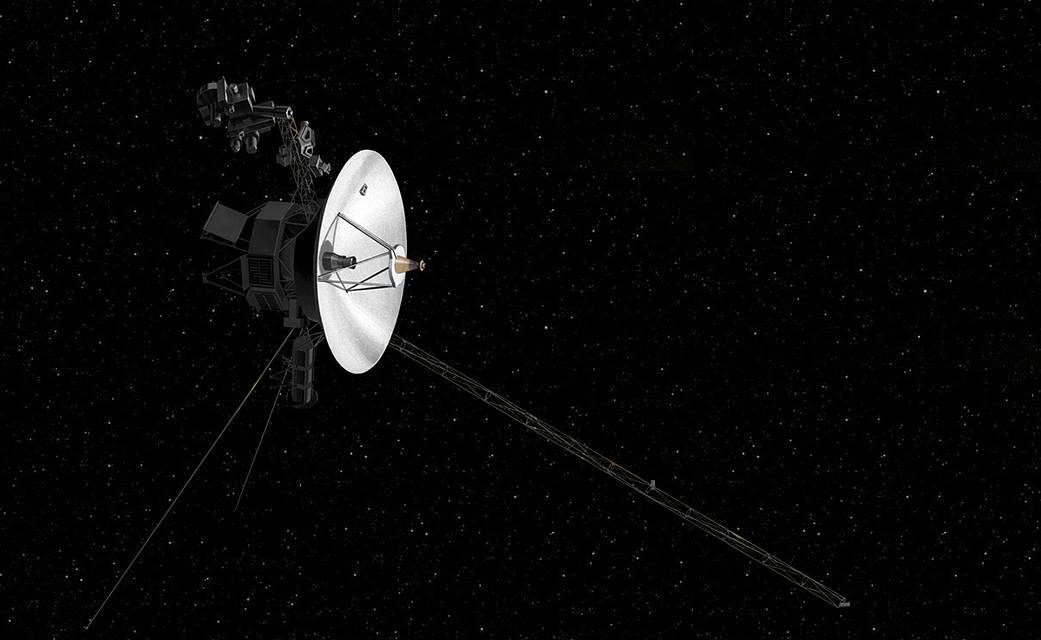 NASA Says Voyager 2 Will Soon Leave Our Solar System