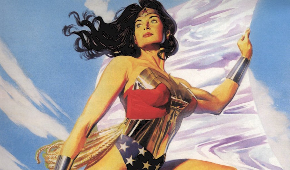DC Asks Fans to Celebrate WONDER WOMAN with #DayOfWonder on October 21
