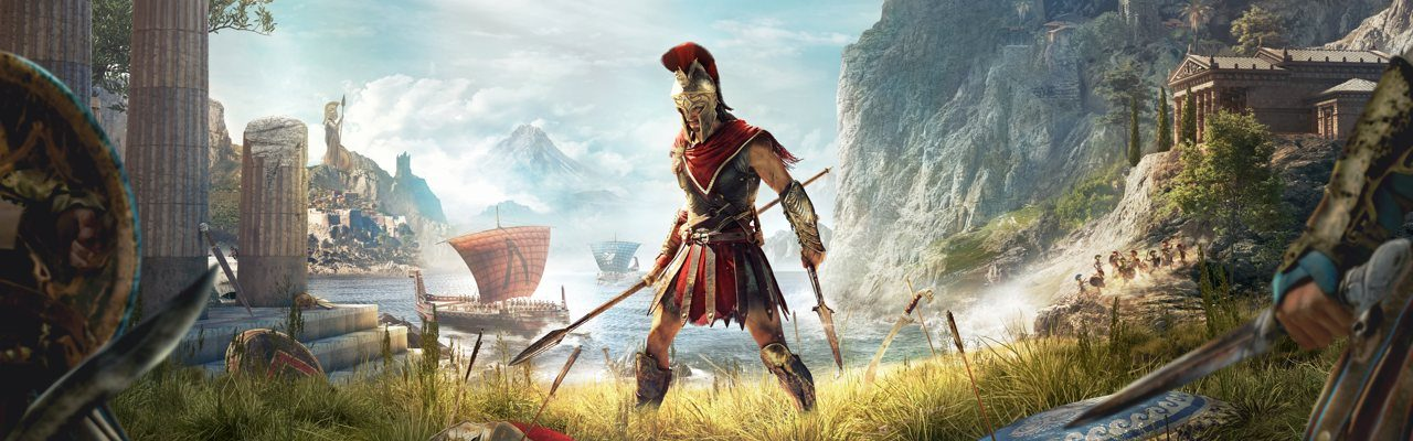 GGA Interview: Michael Antonakos Talks ASSASSINS CREED: ODYSSEY and Ever Changing World of Motion Capture