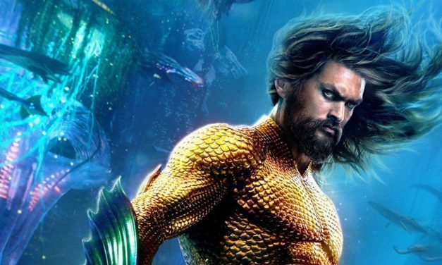 AQUAMAN Makes a Splash with New Character Posters