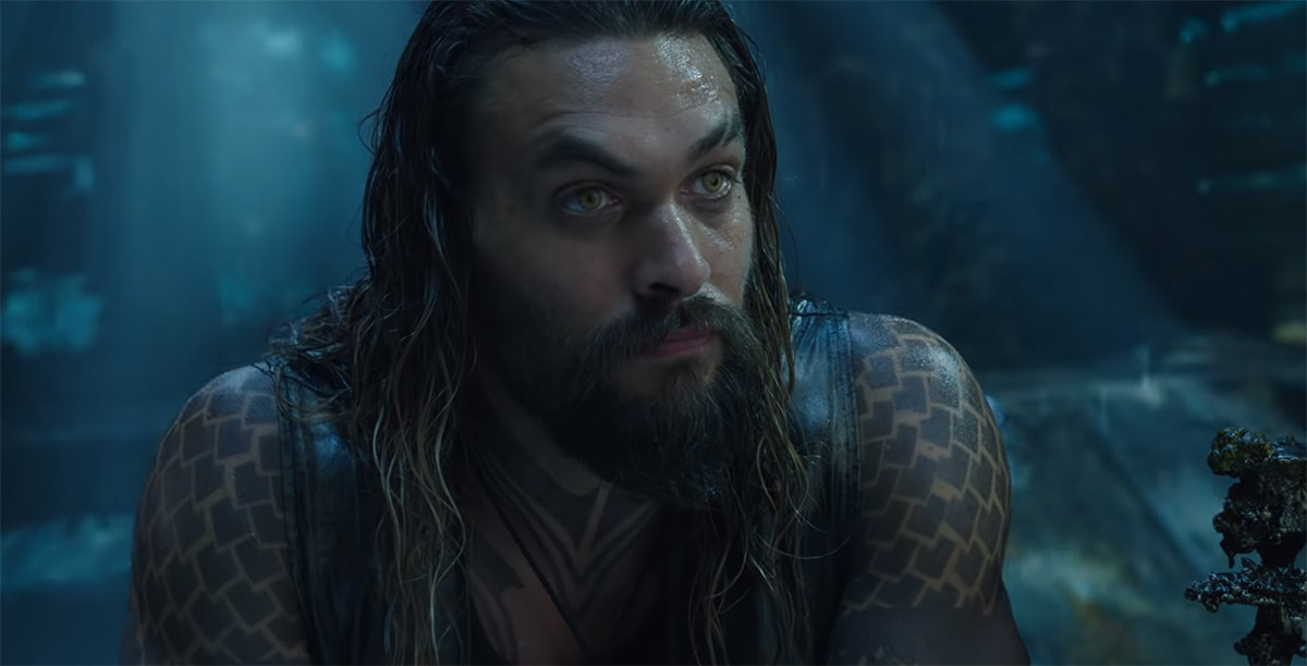 AQUAMAN Owns His Destiny In Exciting Final Trailer