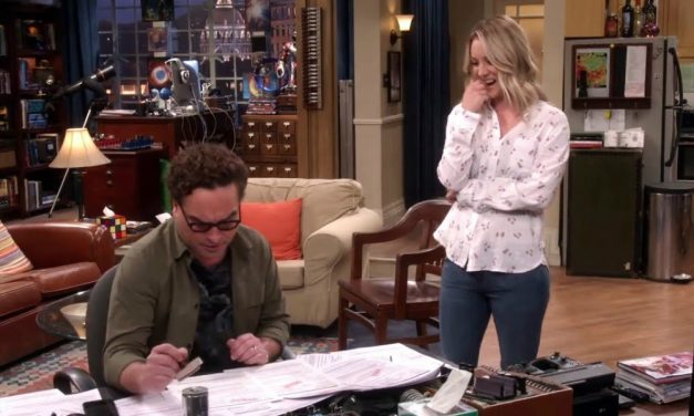 THE BIG BANG THEORY Recap: (S12E07) The Grant Allocation Derivation