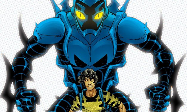 DC's Latino Hero BLUE BEETLE Has a Film in Development