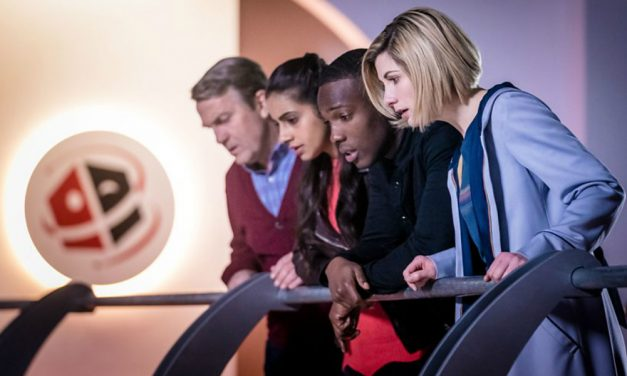 DOCTOR WHO Season 12 Is 'Crammed' with Talent Behind the Scenes