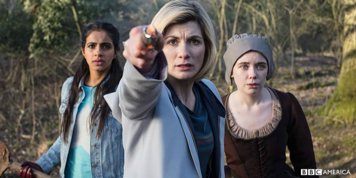 DOCTOR WHO Recap S11E08 The Witchfinders Jodie Whittaker Tilly Steele Mandip Gill