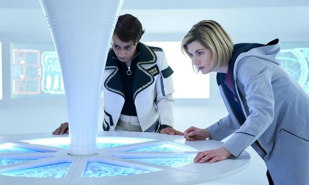 DOCTOR WHO Recap: (S11E05) The Tsuranga Conundrum