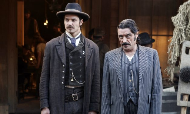 The DEADWOOD Movie Is in Production!