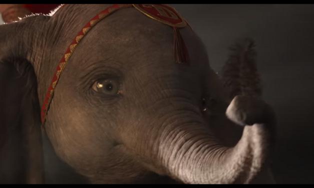 DUMBO Takes Flight in Wonder Filled First Trailer