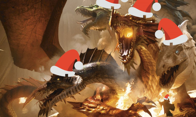 A Gift Guide for the DUNGEONS AND DRAGONS Adventurer On Your List