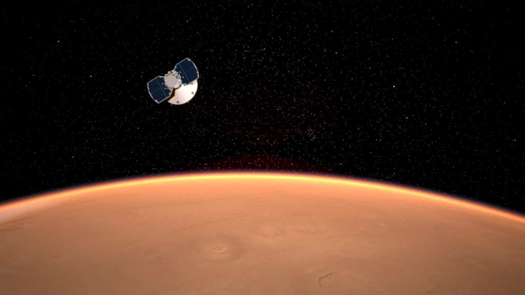 InSight Lands on Mars Monday, Find a Viewing Event Near You