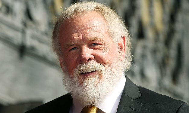 Legendary Actor Nick Nolte Has Joined THE MANDALORIAN