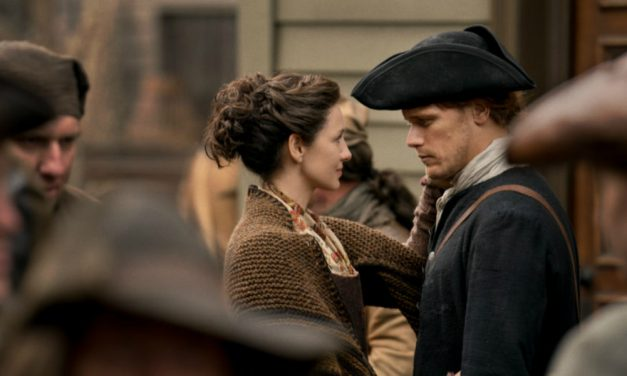 OUTLANDER Season Premiere Recap: (S04E01) America the Beautiful