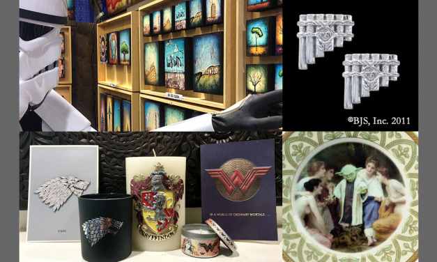 Holiday Gift Guide for the Elegant Geek