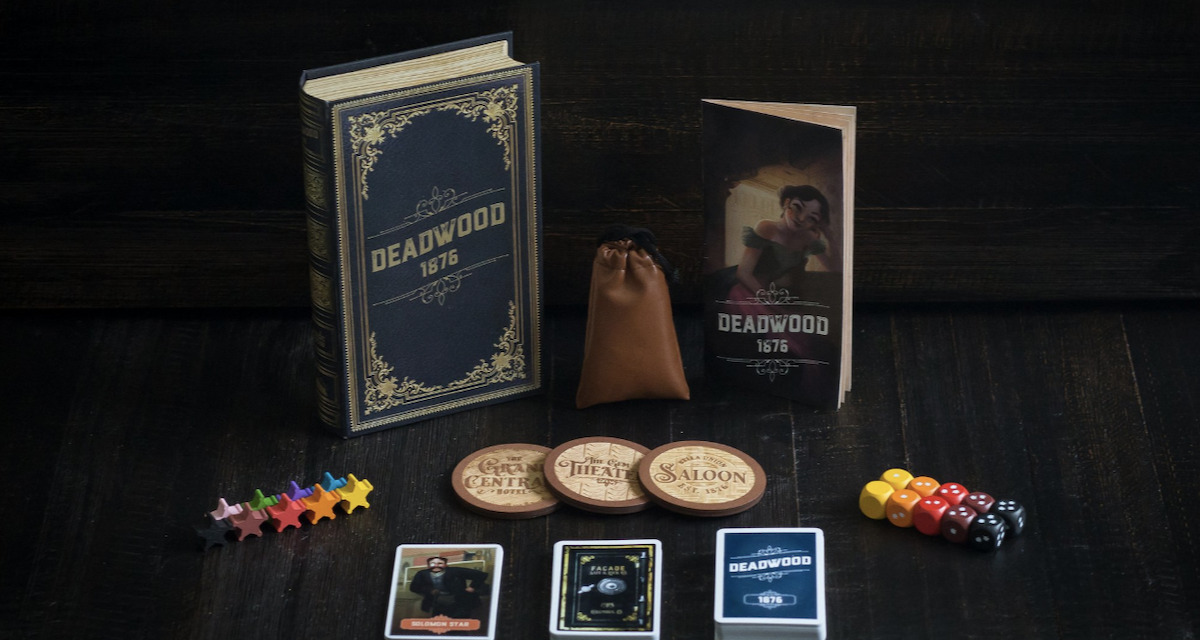 DEADWOOD 1876: Nothing Is Safe in The Old West