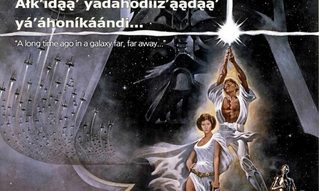 GGA Indigenerd Wire: Preserving Navajo Language Through STAR WARS