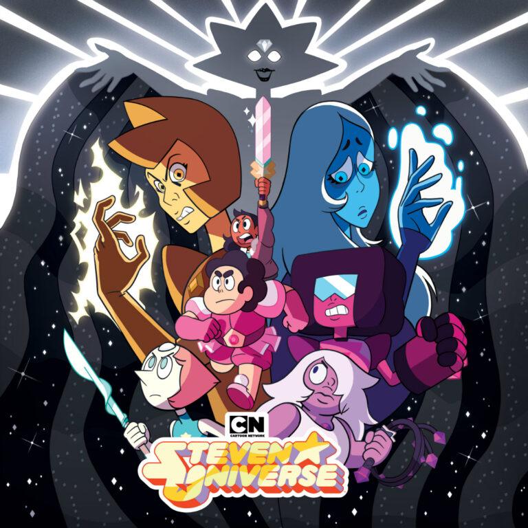 Steven Universe Diamond Days