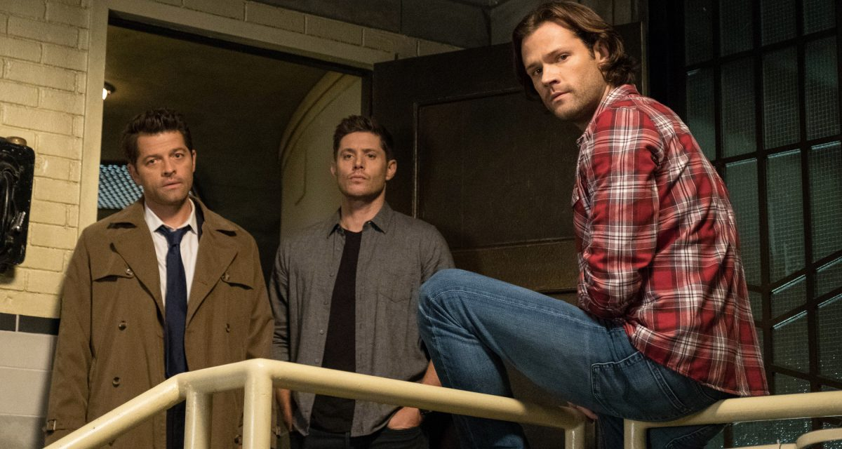 CW Announces SUPERNATURAL Season 15 Will Be the Last