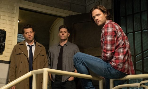 SUPERNATURAL Return Date Set for October; Finale in November