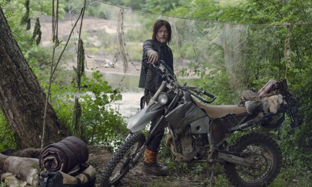 THE WALKING DEAD Recap (S09E07) Stradivarius