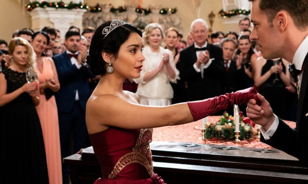 A Christmas Movie Review – THE PRINCESS SWITCH