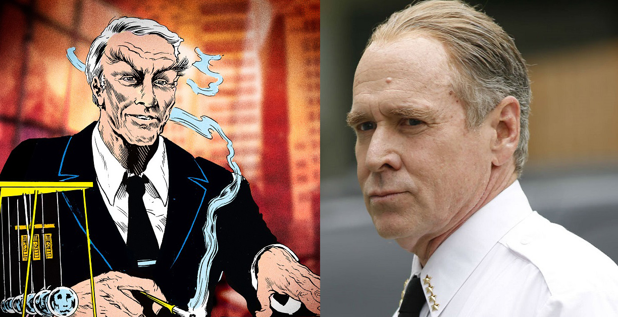 SWAMP THING Casts Will Patton In Leading Role