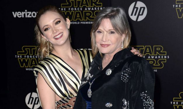 "Billie Lourd Praises STAR WARS: EPISODE IX As ""Magical"""
