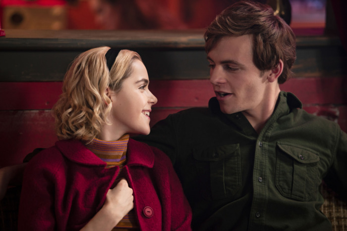 Easter Eggs You May Have Missed in THE CHILLING ADVENTURES OF SABRINA