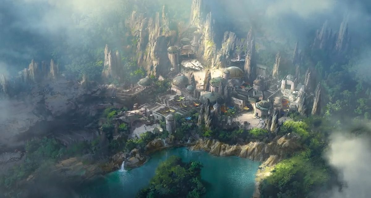 Check Out John Williams' Epic New Theme for STAR WARS: GALAXY'S EDGE