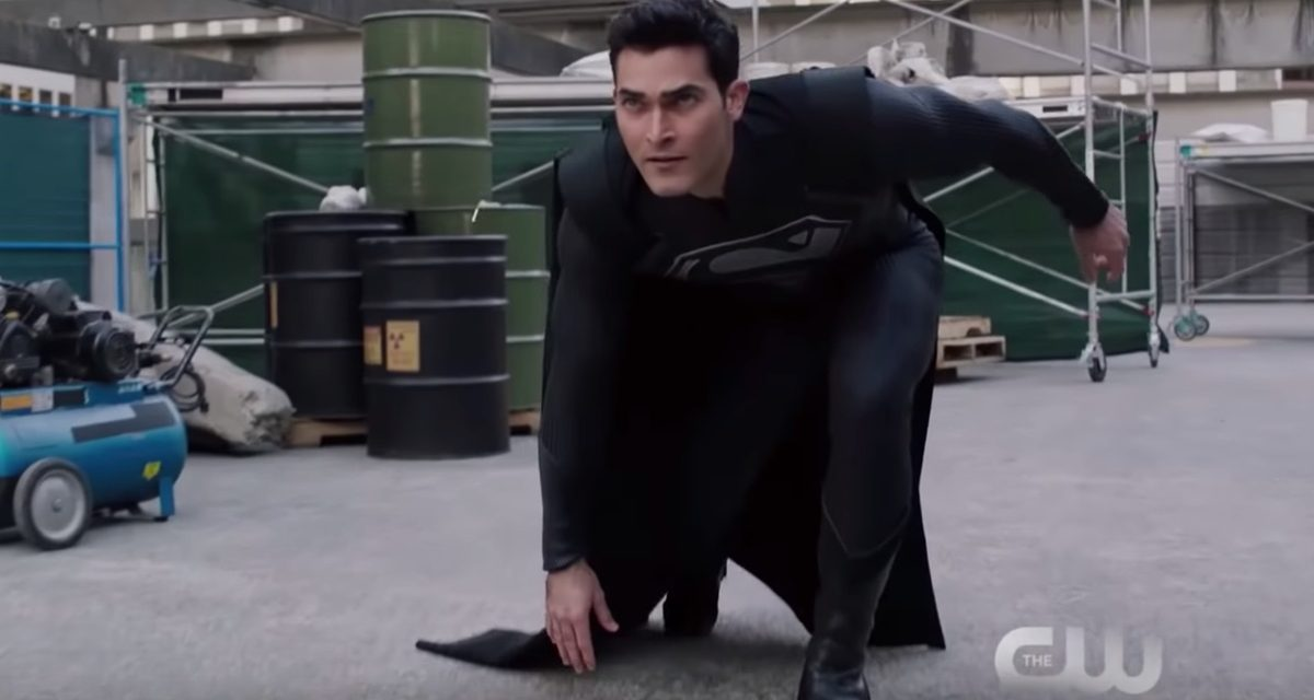 Superman Goes Bad in the First Trailer for the CW Crossover ELSEWORLDS