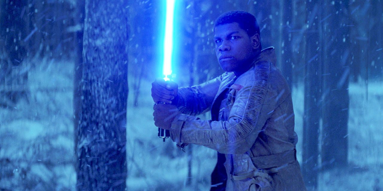 Could Finn Use a Lightsaber in STAR WARS: EPISODE IX?