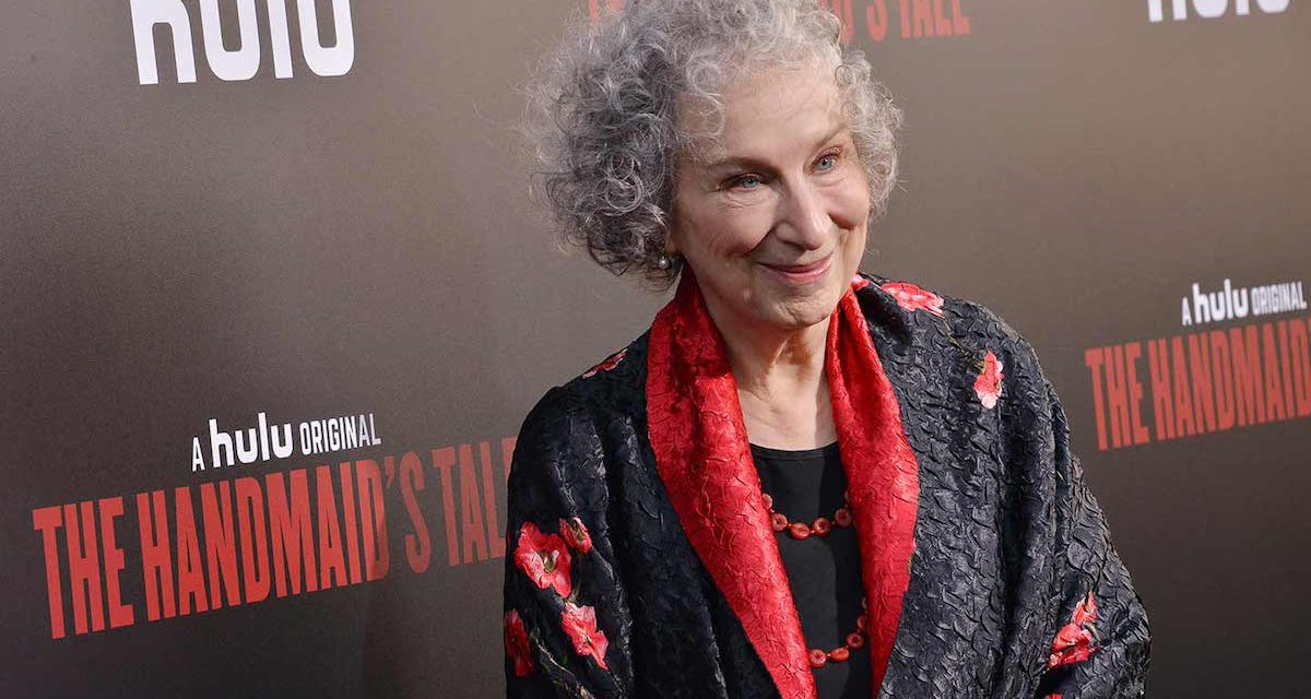 Margaret Atwood Is Writing a Sequel to THE HANDMAID'S TALE