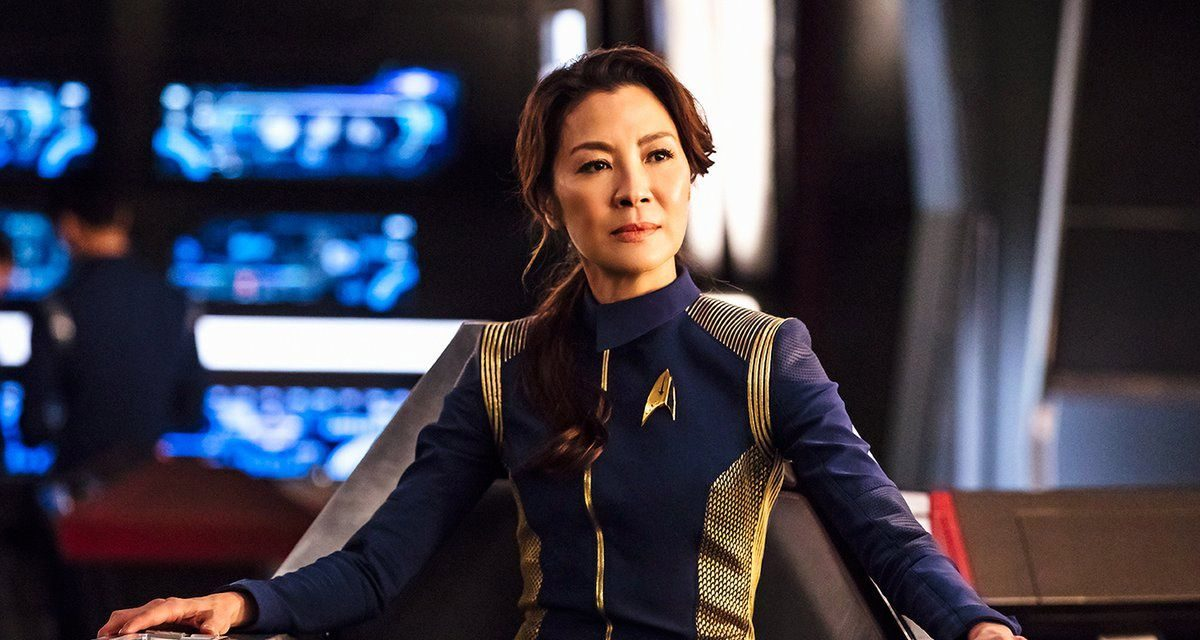 Michelle Yeoh Could Helm the Next STAR TREK Spinoff