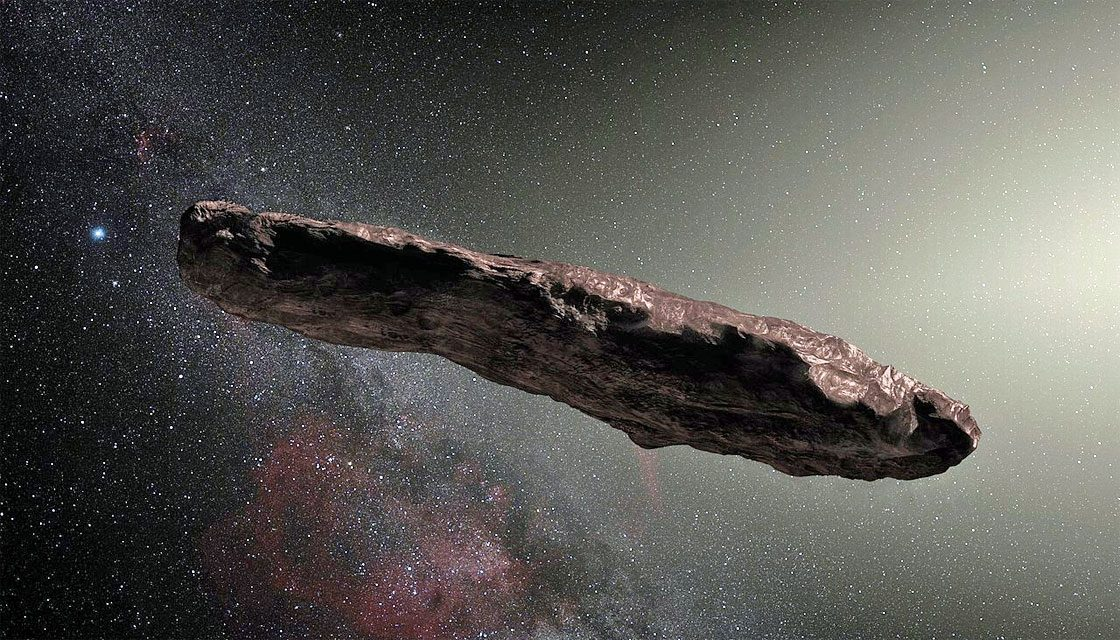 Harvard Researchers Say Oumuamua May be an Alien Spacecraft