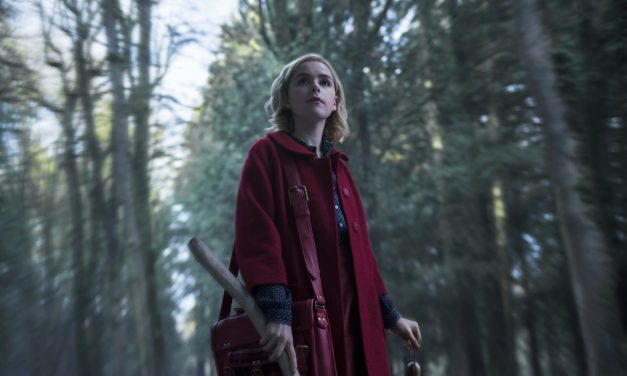 CHILLING ADVENTURES OF SABRINA Announces Premiere Date with Warm Welcome Message