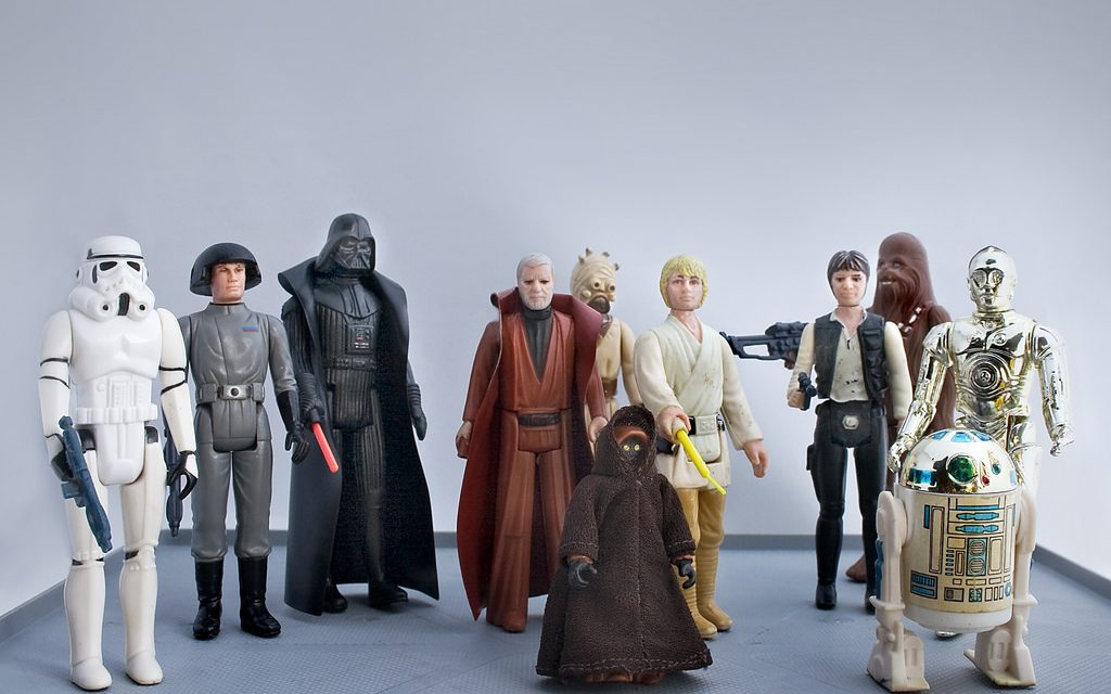 When 900 Years Old YOU Get – How Star Wars Toys Will Never Stop Being Cool for the Holidays