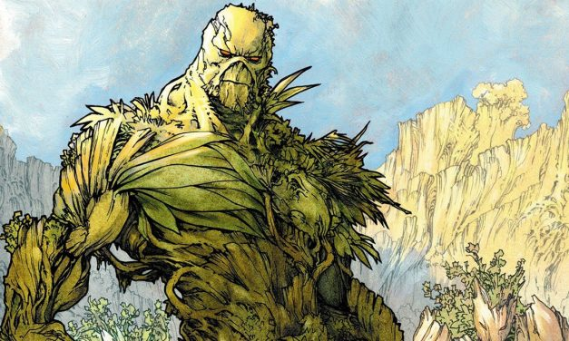 SWAMP THING Finally Casts Its Titular (Anti)Hero
