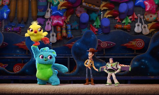 Key & Peele Mock Buzz Lightyear in the New TOY STORY 4 Teaser