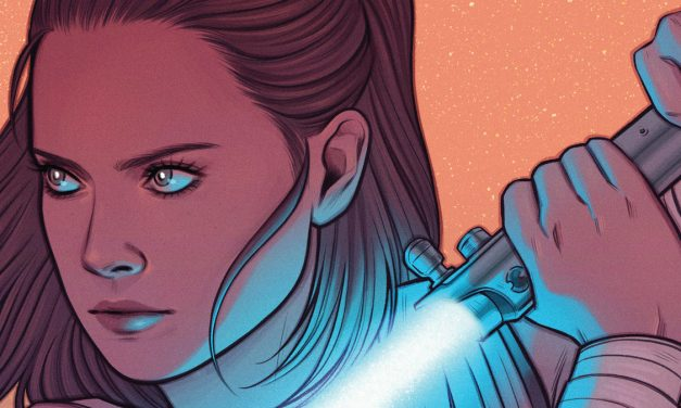 STAR WARS: WOMEN OF THE GALAXY Is the Book We Need Right Now