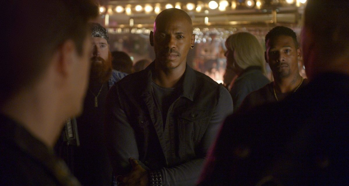 Supergirl's Mehcad Brooks Joins MORTAL KOMBAT Reboot Cast